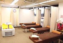 施術室の写真